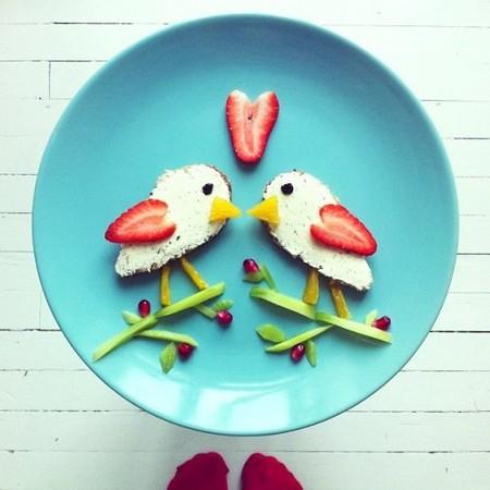 Вкусные и позитивные картины от Иды Скивенес — фото 10