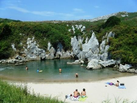 Плайя-де-Гульпиюри - маленький кусочек моря — фото 10