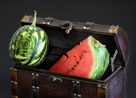 Искусство и овощи — фото 17