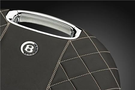 Ручка ноутбука напоминают дверную ручку автомобиля Bentley