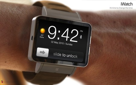 iWatch - гибрид наручных часов и смартфона от Apple — фото 3