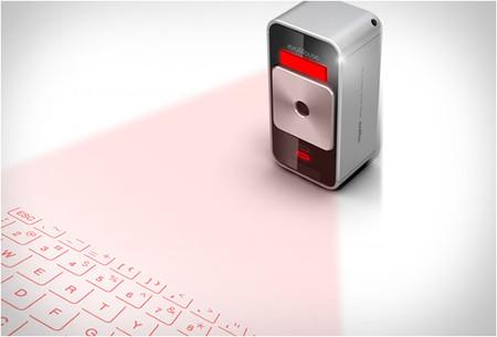 Проекционная клавиатура Celluon Magic Cube - идеальное устройство для непредвиденных ситуаций и дальних путешествий! — фото 3