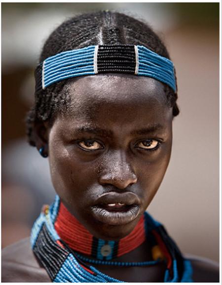 Удивительная Африка от Стива Блума — фото 14