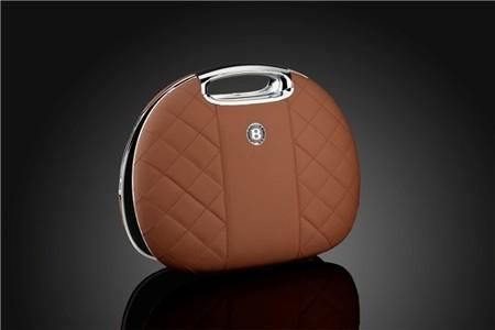 Для почитателей богатства и роскоши: эксклюзивная сумка-ноутбук Bentley — фото 4