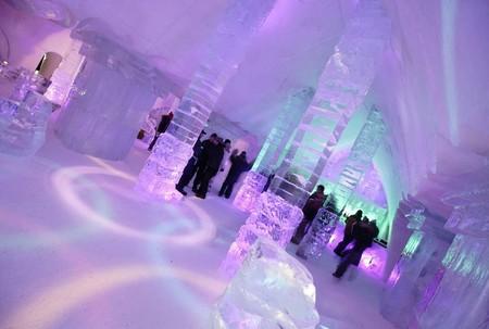 Ледяной отель. Квебек — фото 5