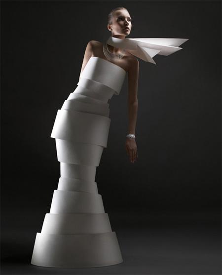 Обзор самых оригинальных идей для свадебного платья — фото 8