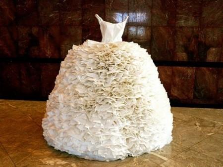 Обзор самых оригинальных идей для свадебного платья — фото 7