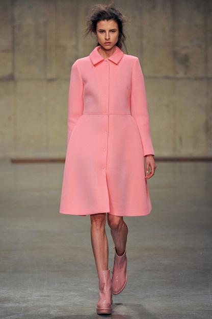 Шинель... и другие модели пальто осеннего сезона — фото 8