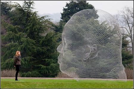 Сплетение слов из стихотворений в скульптурах Жаума Пленса — фото 2