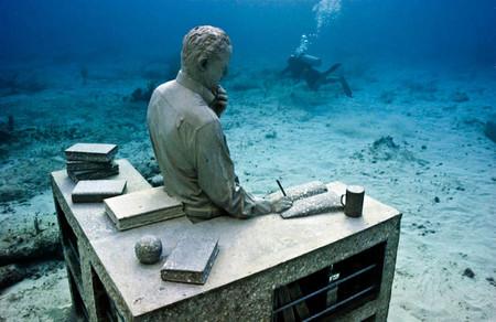 Подводные скульптуры от Джейсона Тейлора — фото 4