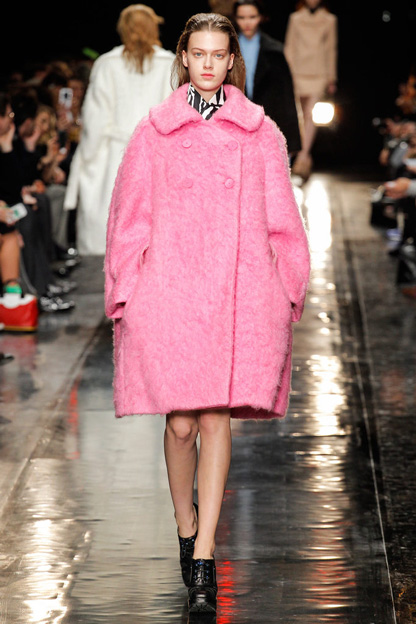 Шинель... и другие модели пальто осеннего сезона — фото 3