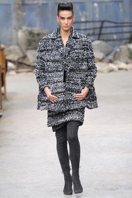 Шинель... и другие модели пальто осеннего сезона — фото 23