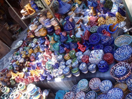 Небесно-голубой город Шауен — фото 29