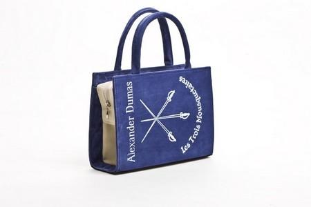 Литературные сумочки от A&V — фото 9
