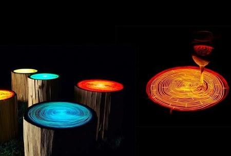 Они создают особенный «магический» свет