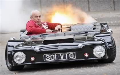 Флэтмобиль - самый плоский автомобиль в мире — фото 13
