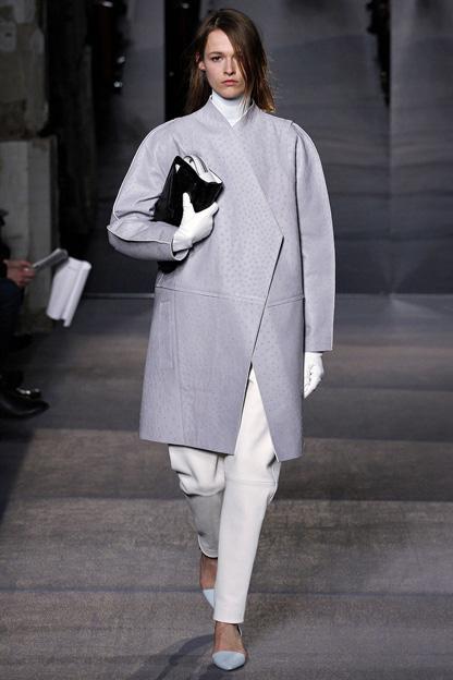 Шинель... и другие модели пальто осеннего сезона — фото 18