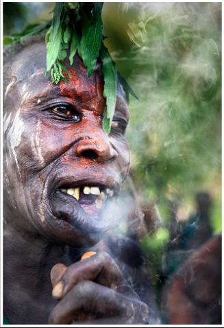 Удивительная Африка от Стива Блума — фото 11