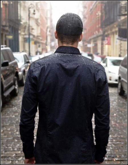 Непромокаемая рубашка Supermarine — фото 4