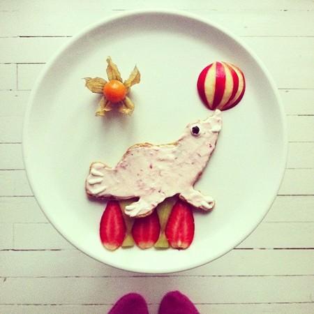 Вкусные и позитивные картины от Иды Скивенес — фото 14