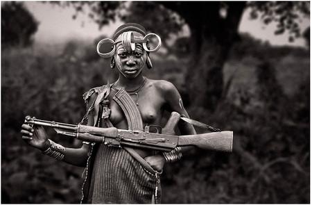 Удивительная Африка от Стива Блума — фото 4