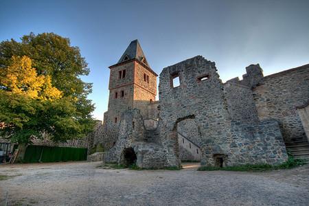 Замок Франкенштейна