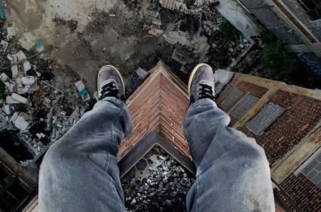 Жизнь на краю или головокружительные фотографии Денниса Мейтленда — фото 14