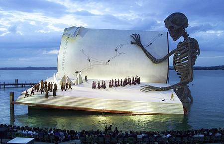 """Опера """"Бал-маскарад"""" Джузеппе Верди, 1999-2000"""