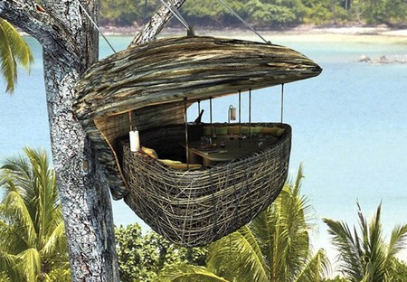 Ресторан на верхушке дерева