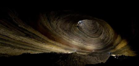 Крубера-Воронья  - самая глубокая карстовая пещера в мире — фото 17