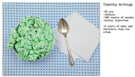 Последние обеды приговоренных к смерти — фото 8