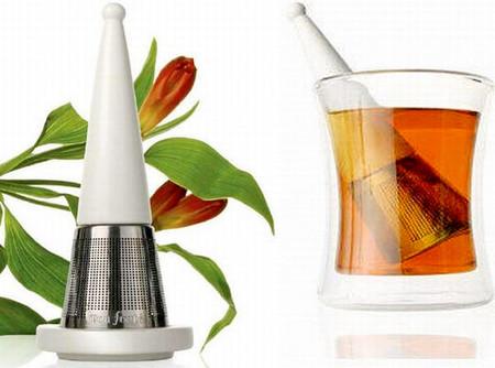Заварни-колокольчик Luci loose tea infuser от Cocoboat