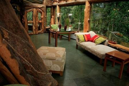 Magic Mountain Lodge - отель-вулкан в девственных лесах Патагонии — фото 13