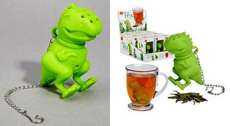 Зеленое чудовище в чашке с чаем!!! )