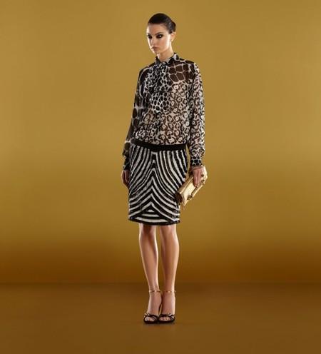 Бахрома - модный тренд сезона весна-лето 2012 — фото 6
