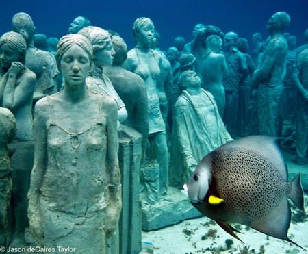 Подводные скульптуры от Джейсона Тейлора — фото 2