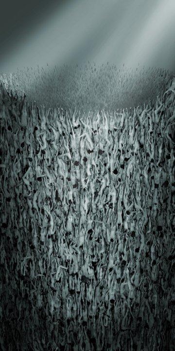 Невероятные мозаики Анджело Муско — фото 12