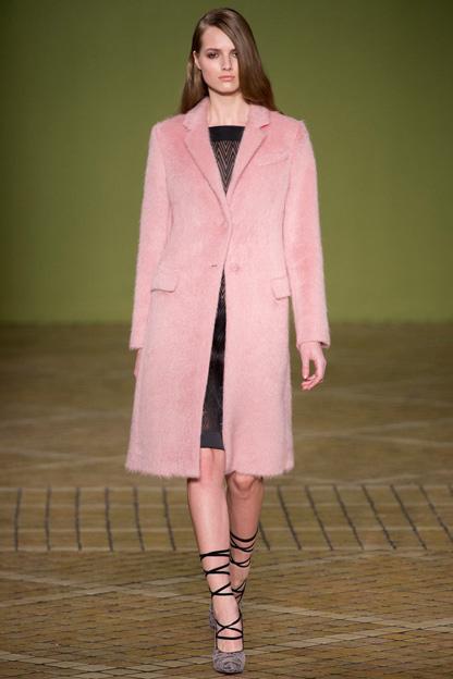 Шинель... и другие модели пальто осеннего сезона — фото 9