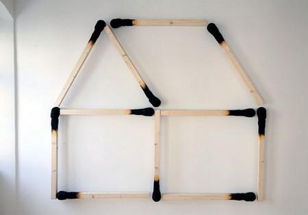 Люди как спички: серия работ Висбадена Вольфганга — фото 12