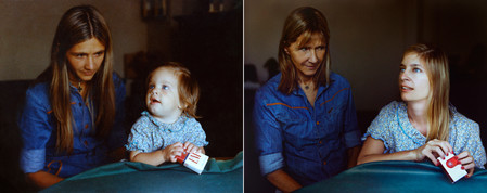 Марита и Коти в 1977 и 2010, Буэно — Айрес