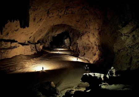 Крубера-Воронья  - самая глубокая карстовая пещера в мире — фото 7