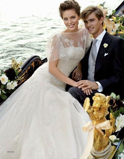 Весенне-летняя коллекция свадебных платьев от Pronovias  2013 — фото 11