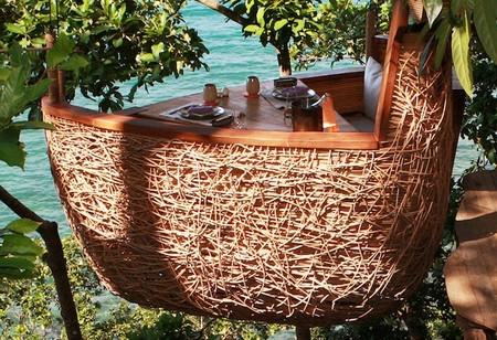 Ресторан-гнездо в Таиланде — фото 7