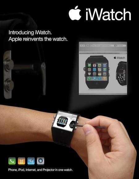 <strong>iWatch принимает звонки, измеряет пульс, показывает местонахождение...</strong>