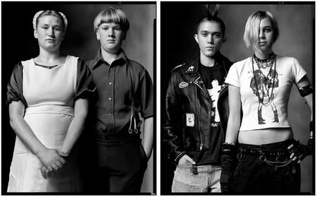 Подростки амиши / Подростки панки, 2004 / 2004
