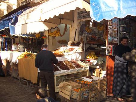 Торговля в Марокко