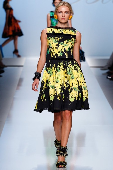 Бахрома - модный тренд сезона весна-лето 2012 — фото 12