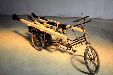 Люди как спички: серия работ Висбадена Вольфганга — фото 13