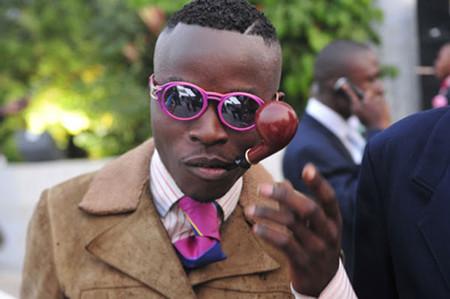 Общество стиляг из Конго — фото 19