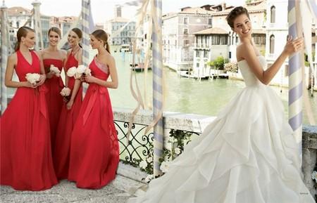 Весенне-летняя коллекция свадебных платьев от Pronovias  2013 — фото 20